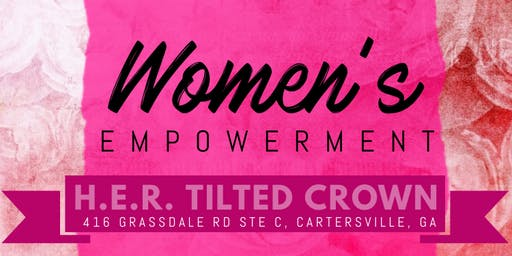 H.E.R. Tilted Crown Meetup