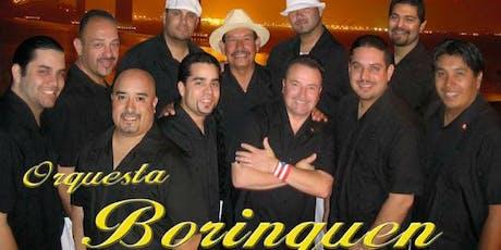 Live Latin Music! with Orquesta Borinquen - January 11, 2020 tickets