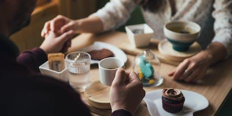 Discerning Diner - Dating For Smart People tickets