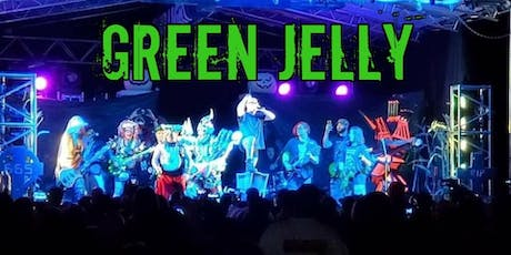 GREEN JELLY tickets