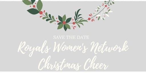Royals Women's Network Christmas Cheer