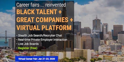 Black Virtual Career Fair (BVCF) - Financial Services/Tech/General