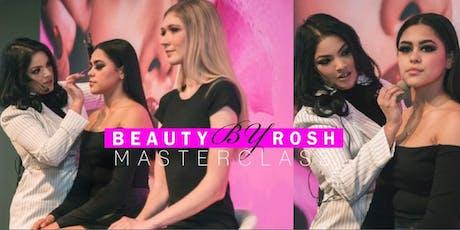 Beautybyrosh Matserclass tickets