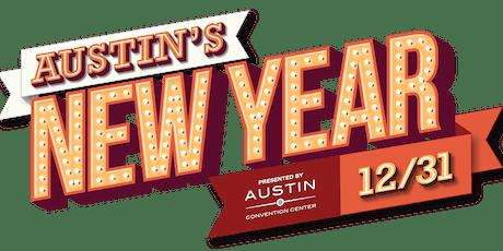 Austin's New Year tickets