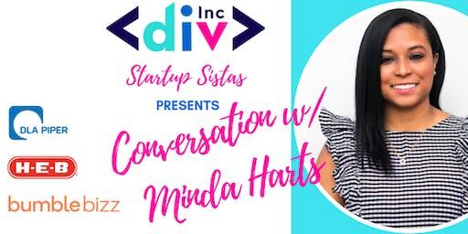 DivInc's Startup Sistas presents Conversation with Minda Harts