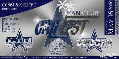 """Cowboys Fan Club """"Cali-Fest"""""""