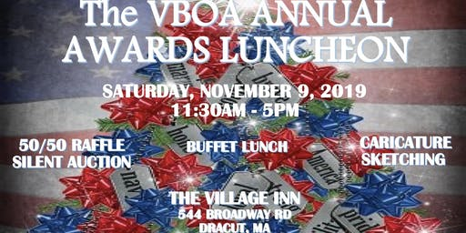 VBOA Annual Awards Luncheon