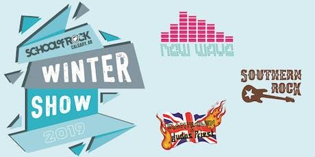 School of Rock Calgary - Winter Season Show tickets