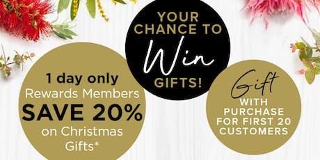 Christmas VIP Event –  Malouf Pharmacies The Ridge tickets