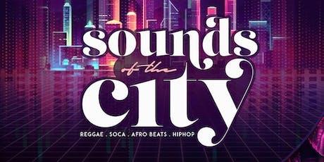 Sounds of the City [CARIBBEAN FRIDAYS @TAJ] tickets
