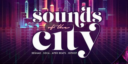 Sounds of the City [CARIBBEAN FRIDAYS @TAJ]