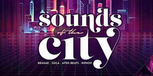 Sounds of the City [CARIBBEAN FRIDAYS @TAJ]