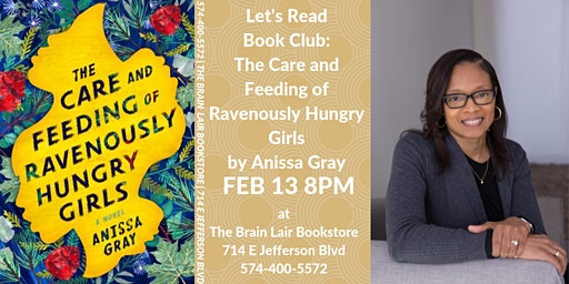 Let's Read Book Club - Care and Feeding of Ravenously Hungry Girls