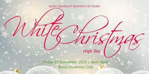 BUWN White Christmas High Tea