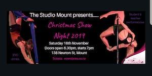 The Studio Mount Christmas Show