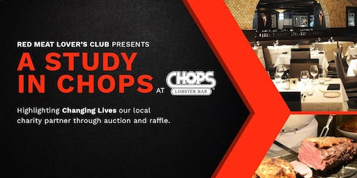 Red Meat Lover's Club Presents a Study in Chops Lobster Bar
