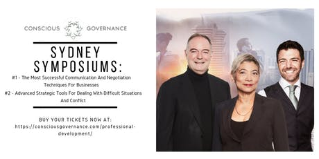 Symposium 1: The Most Successful...  & Symposium 2: Advanced Strategic... tickets