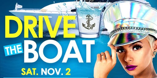Drive The Boat @ Crazy Crab | LADIES DRINK FREE ALL NIGHT | Saturday 11/2