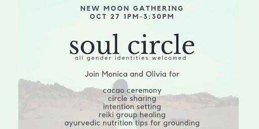 New Moon Soul Circle Gathering