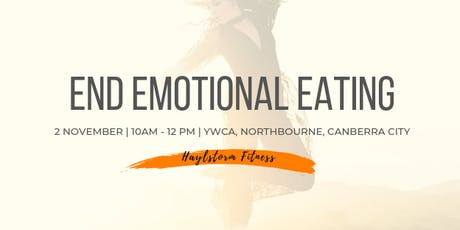 End emotional eating: 2-hour workshop in Canberra tickets
