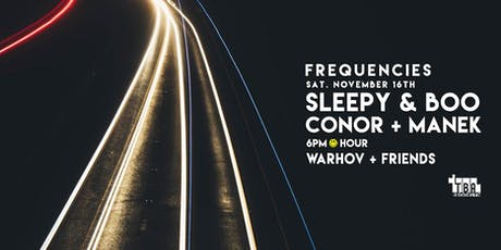 Sleepy & Boo - Frequencies @ TBA Brooklyn - free entry tickets