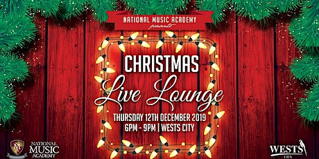 Newcastle Christmas Live Lounge - Term 4 tickets