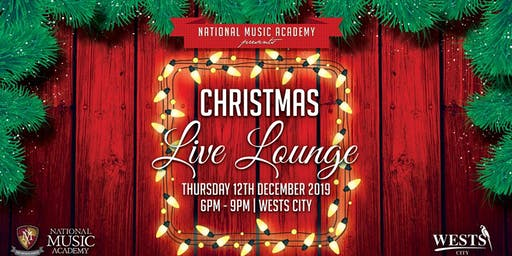 Newcastle Christmas Live Lounge - Term 4