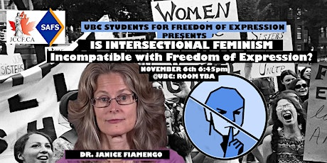 Is Intersectional Feminism Incompatible with Freedom of Expression? tickets