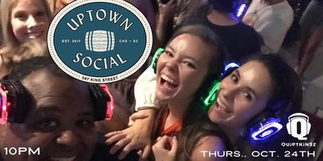 Uptown Social Silent Party tickets