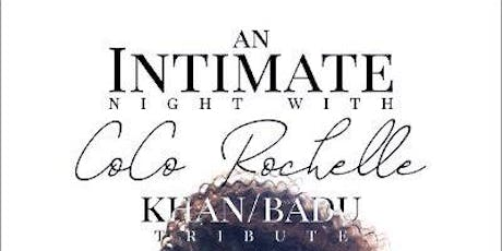 An Intimate Night with Coco Rochelle  tickets