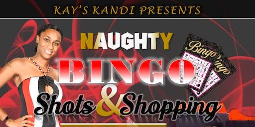 Bingo Shots and Shopping!