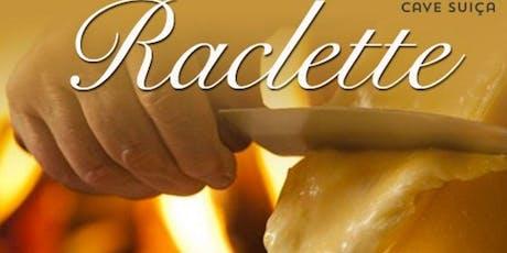 Jour de Raclette- Dezembro ingressos