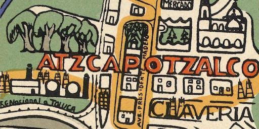 Recorrido por Clavería y Azcapotzalco