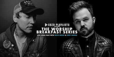 The Worship Breakfast Series tickets