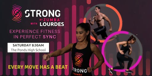 STRONG by Zumba with LOURDES (Saturday AM Class)