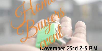 Home Buyers Event