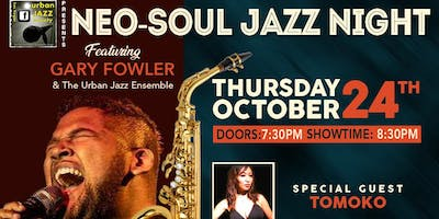 Urban Jazz Society Presents A Night of Live Neo-Soul & Jazz Performances