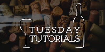 Tuesday Tutorials: 3 December 2019, 6:30pm