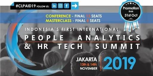 People Analytics & HR Tech Summit 2019