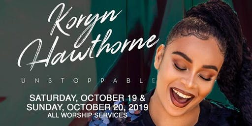 Triumph's Saturday Worship with Koryn Hawthorne