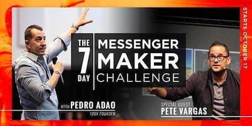 Public Speaking - Messenger Maker Challenge
