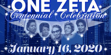 Zeta Phi Beta Sorority - Chicago Citywide Centennial Founders' Day Party tickets