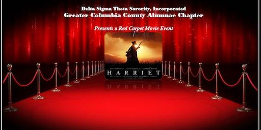 Red Carpet  Movie Event:  HARRIETT