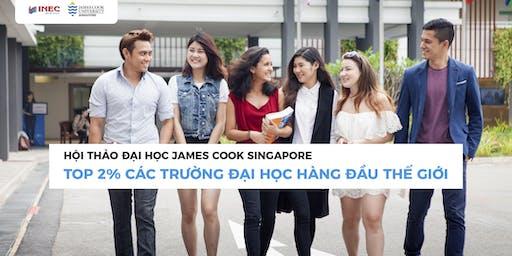 Gặp gỡ James Cook University Singapore - Top 2% trường ĐH hàng đầu thế giới