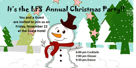 Lethbridge Family Services Annual Christmas Party tickets