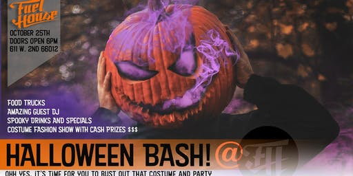 Halloween Bash and Costume Contest!