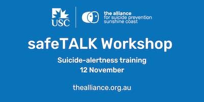 safeTALK *******-alertness workshop