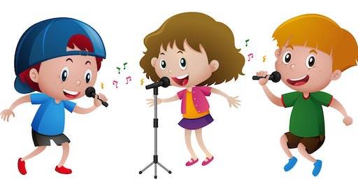 TUESDAYS: I love singing enrichment (G.3-G.5) - 1,600 baht
