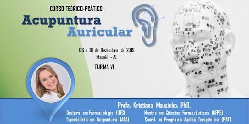 Curso de Formação em Auriculoterapia Maceió (Turma 6)