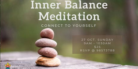 Meditation: Find Your Inner Balance tickets